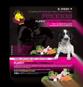 raw dog food brands UK