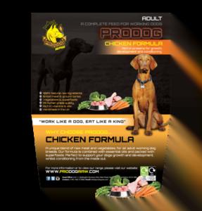 raw Complete Chicken Formula