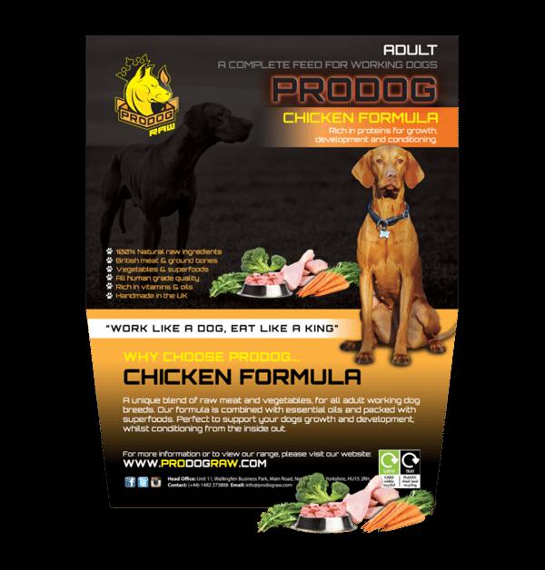 Dog Food Nutrition Calculator
