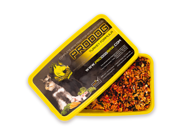 Complete Turkey ProDog Raw Dog Food