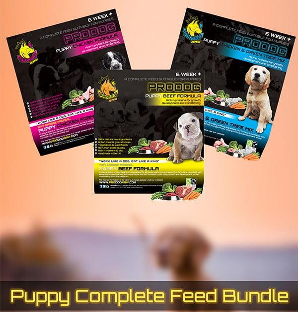 Puppy Food Calculator Uk