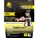Pure Turkey Raw Dog Food