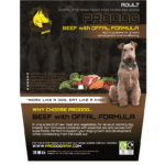Beef Offal raw dog food