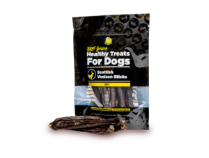 Scottish Venison Sticks Treat for Dogs