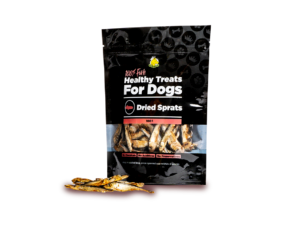 Dried Sprats Treat for Dogs