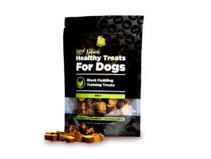 Black Pudding Training Treats for Dogs