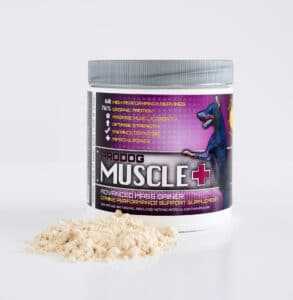 ProDog Muscle+ Supplement