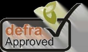 DEFRA Approved Logo Large