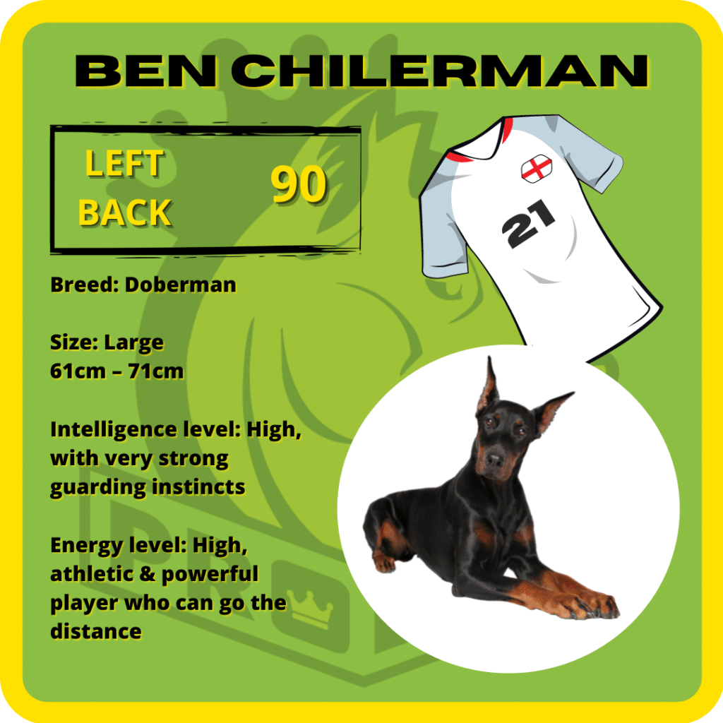 Ben Chilerman