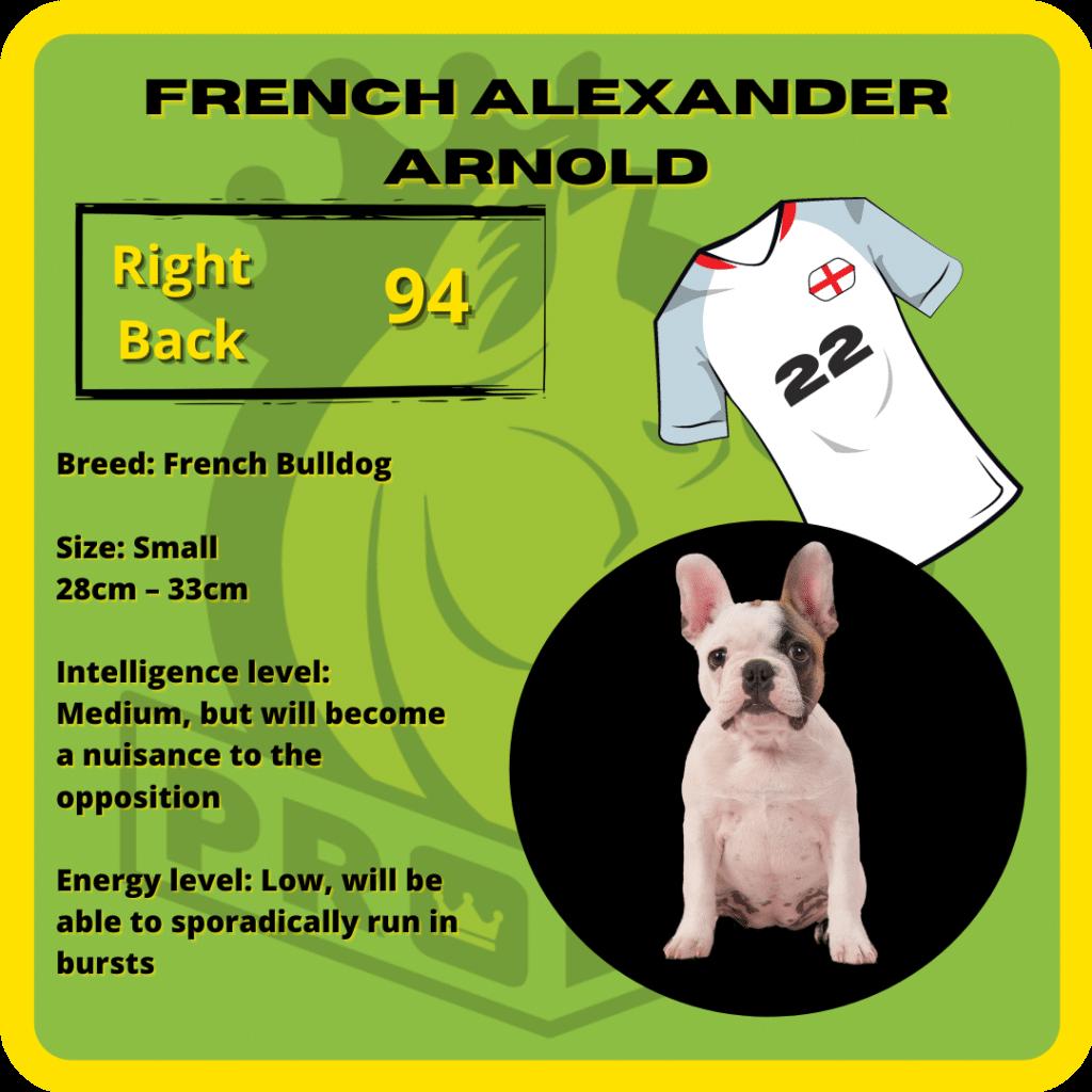 French Alexander Arnold
